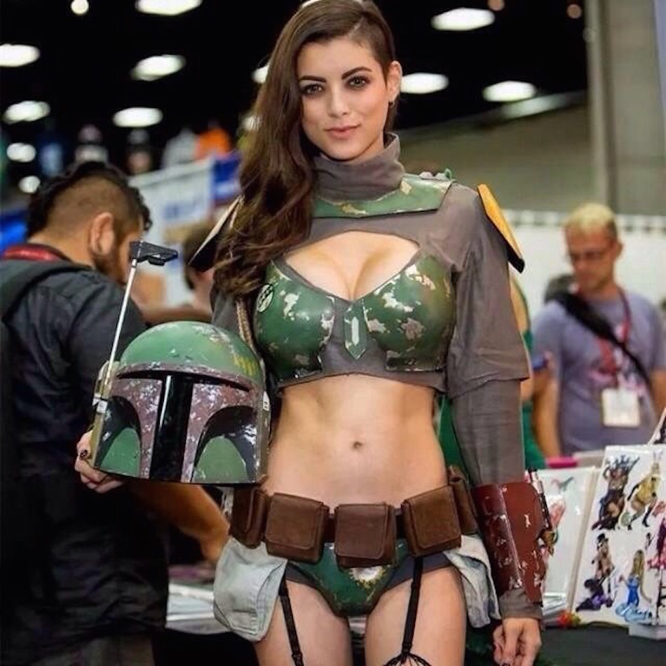 SW sexy cosplay 13