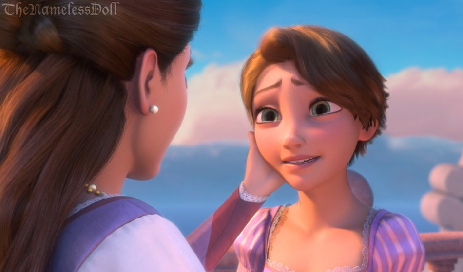 princesse disney cheveux courts 4