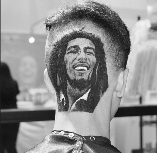 Rob Ferrel Cheveux Bob Marley