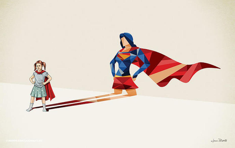 Super heros enfants 2