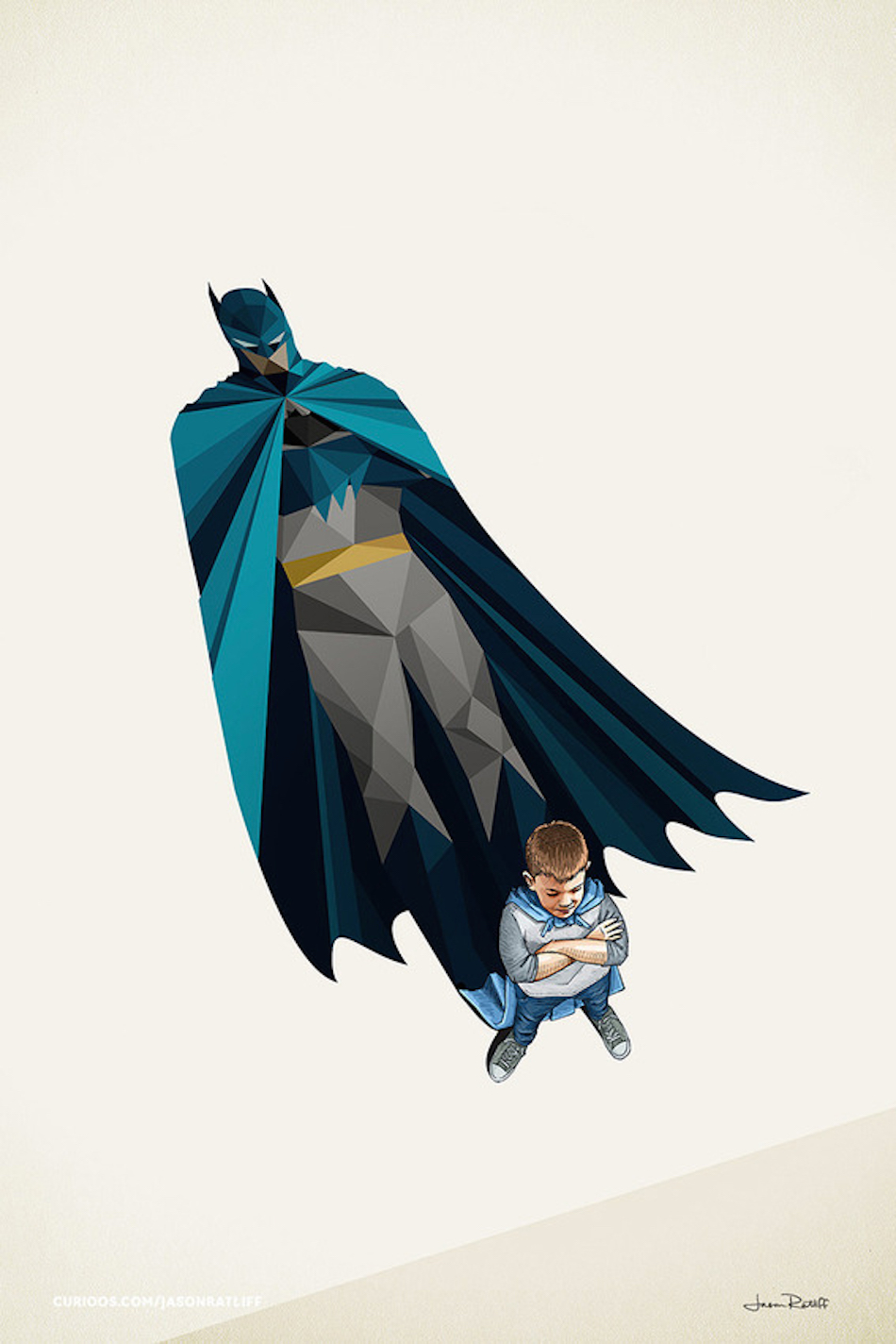 Super heros enfants 8