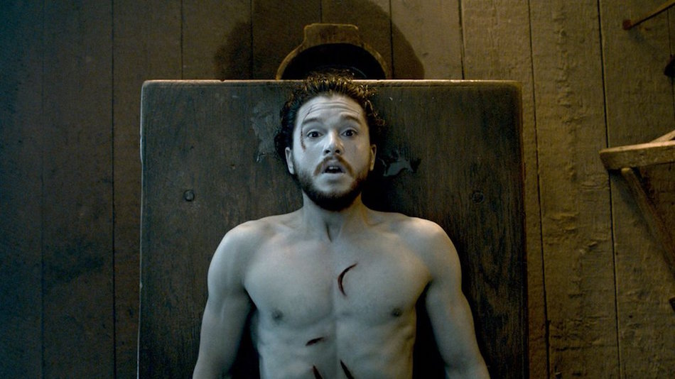 Jon Snow Vivant Saison 6 Episode 2